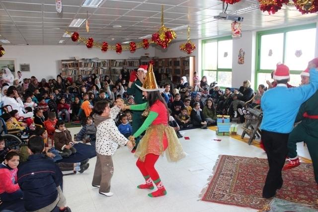 Kids Christmas Party at BASR